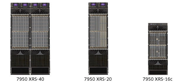 Alcatel-Lucent XRS Router