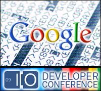 Google IO developer conference