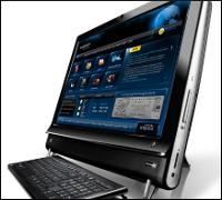 HP TouchSmart 9100