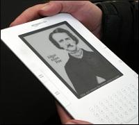 Amazon Kindle 2 redesign
