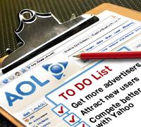 AOL's to-do list