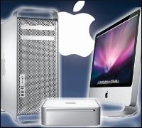 New Apple iMac and Mac Pro and Mac Mini lineup