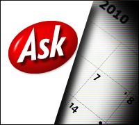 Ask.com Top 10 questions for 2010