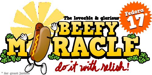 fedora 17 Beefy Miracle