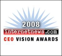 InternetNews.com 2008 CEO Vision Awards