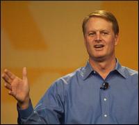 eBay CEO John Donahoe speaks at Innovate 09
