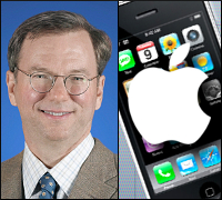 Eric Schmidt Resigns from Apple Board