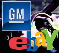 GM and eBay
