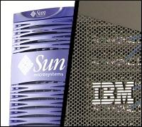 IBM and Sun Merger Talks