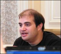 Security researcher Dan Kaminsky at Black Hat