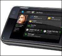 Nokia Maemo N900 MID