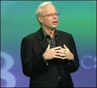 Microsoft Chief Software Architect Ray Ozzie