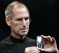Steve Jobs and new iPod nano