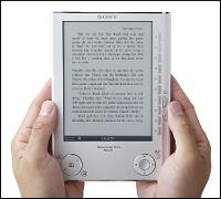 Sony e-book Reader PRS-505