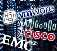 Cisco, VMware, EMC Forge Datacenter Alliance