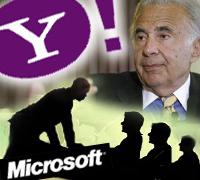 Icahn-Yahoo battle