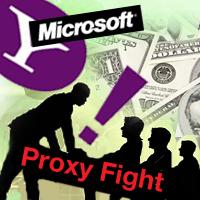 Proxy fight