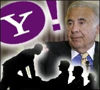 Yahoo and Carl Icahn